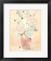 Summer Wildflowers II Framed Print