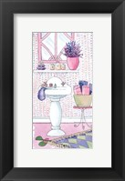 English Lavender Framed Print