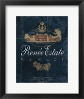 Framed Renee Estate
