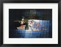 Framed Sinbad the Sailor