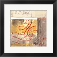 Arabesque V Framed Print