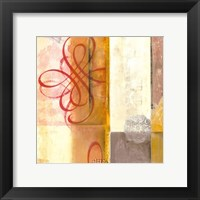 Arabesque VII Framed Print