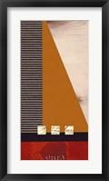Residual Framed Print