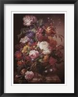 Grandmother's Bouquet I Framed Print