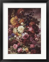 Grandmother's Bouquet II Framed Print