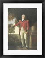 Framed Henry Callender