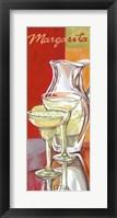 Margarita Framed Print