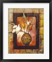 Alhambra Elegance I Framed Print