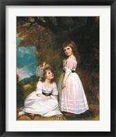 Framed Beckford Children