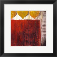 Rhythm Quartet IV Framed Print
