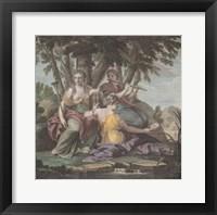 Framed Muses No. V