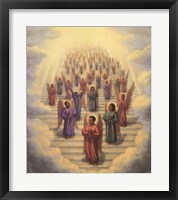 Framed Gospel Choir of Angels