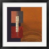 Aspects Framed Print