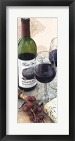 Sampling the Private Reserve Framed Print