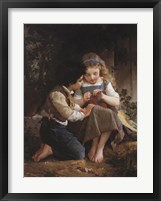 Framed Special Moment, 1874