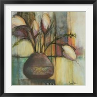 Timeless Elements II Framed Print
