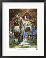 Framed Wayside House