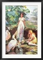 Framed Victorian Fantasy