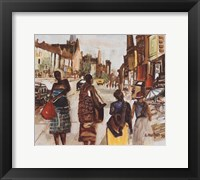 Lenox at 136th Framed Print