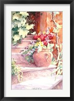 Afternoon in Provence Framed Print