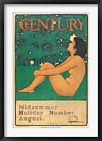 Framed Century Poster