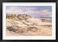 Framed At the Seashore