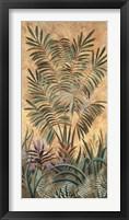 Victorian Tropics I Framed Print