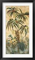 Victorian Tropics II Framed Print