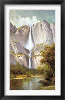 Framed Yosemite Falls
