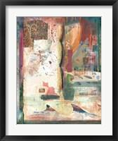 River Bed Framed Print