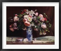 Framed Spring Bouquet