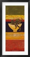 Artichoke Study II Framed Print