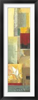 Tapestries III Framed Print