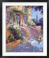 Maison Provencale Framed Print