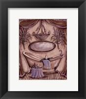 Framed Charming Bathroom II