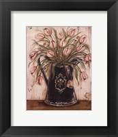 Ladies in Black I Framed Print