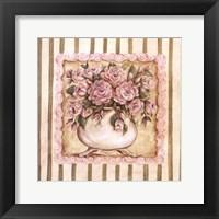 Pink Ladies II Framed Print
