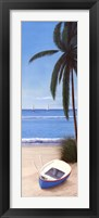Escape To Paradise II Framed Print