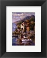 Buena Vista I Framed Print