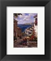 Buena Vista II Framed Print