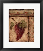 Grapo I Framed Print