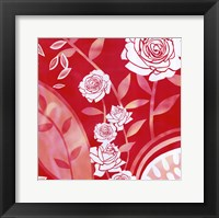 Summer Blossoms 1 Framed Print