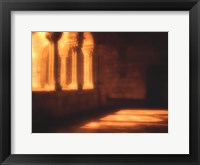 Threads of Light Framed Print