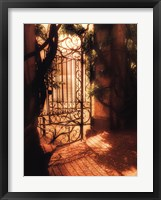 Framed Gates of Dawn