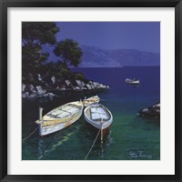 Framed Boats