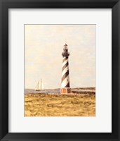View from the Lighthouse II Framed Print