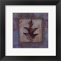 Autumn Breeze I Framed Print