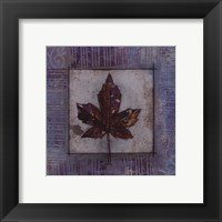 Autumn Breeze II Framed Print