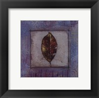 Autumn Breeze III Framed Print