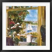 Framed Lakeside Beauty